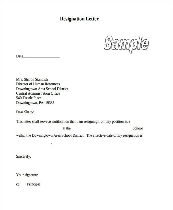 Hr Resignation Letter 1 Hr Resignation Letter Tips You Need To Learn Now Resignation Letter Sample Resignation Letter Format Resignation Letter