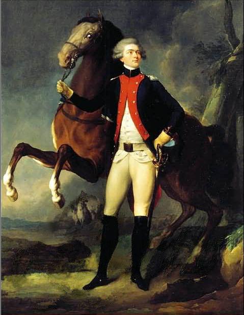 Joshua Inman Battle of Cowpens Jan.17,1781