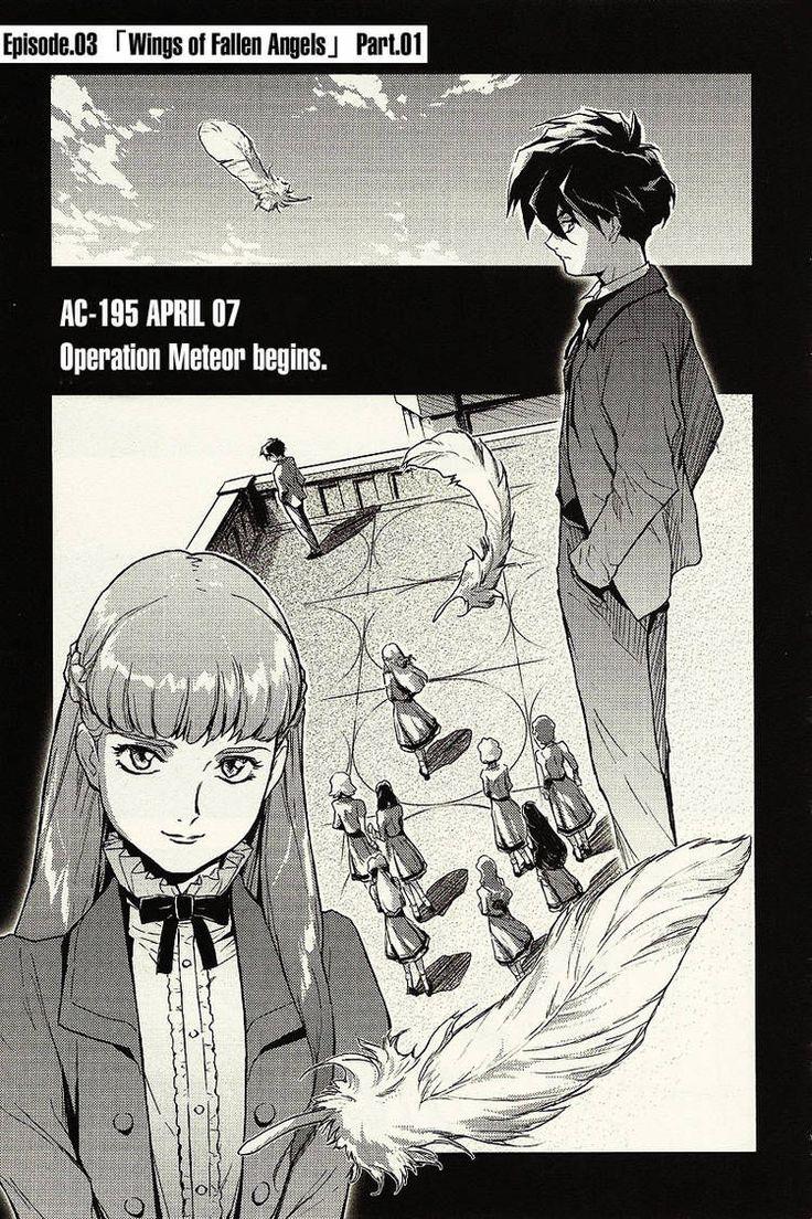 Shin Kidou Senki Gundam W: Endless Waltz - Haishatachi no Eikou 3 Page 1