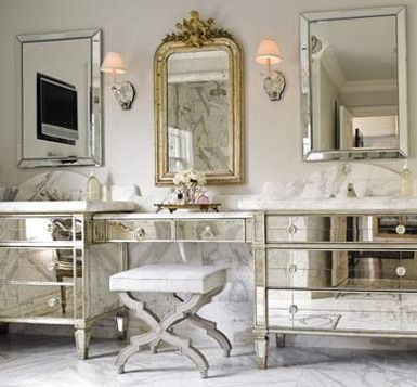 688 best Old Hollywood Glamour Furniture & Decor images on ...