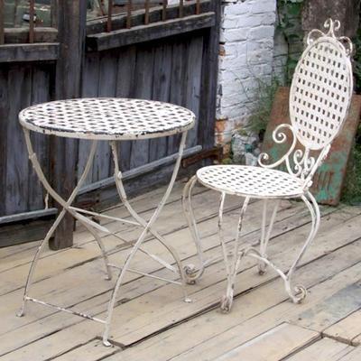 Franskt järnbord från Chic Antique