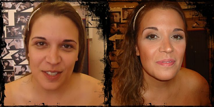 Before & After Makeup by Lida's Secrets