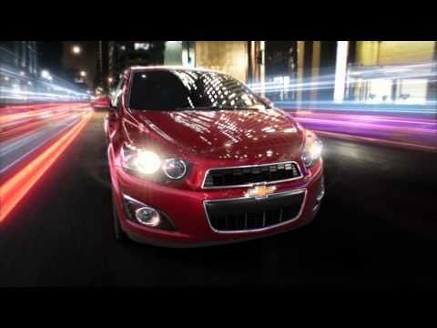 Chevy Sonic Car Animation