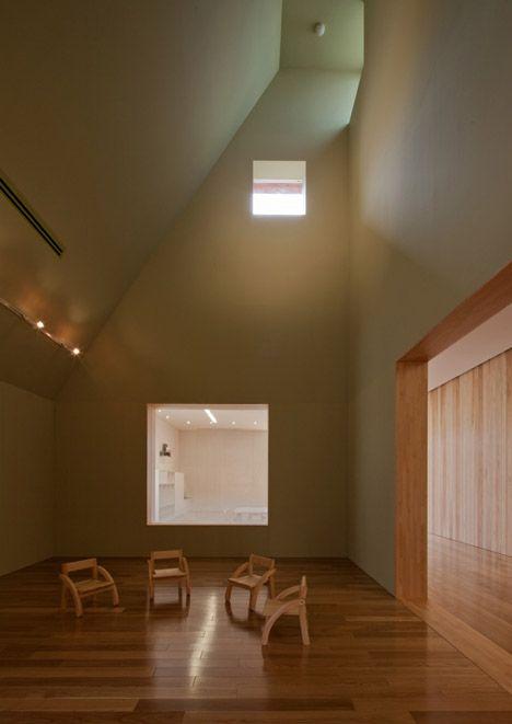 Mukou Leimondo Nursery School by Archivision Hirotani Studio