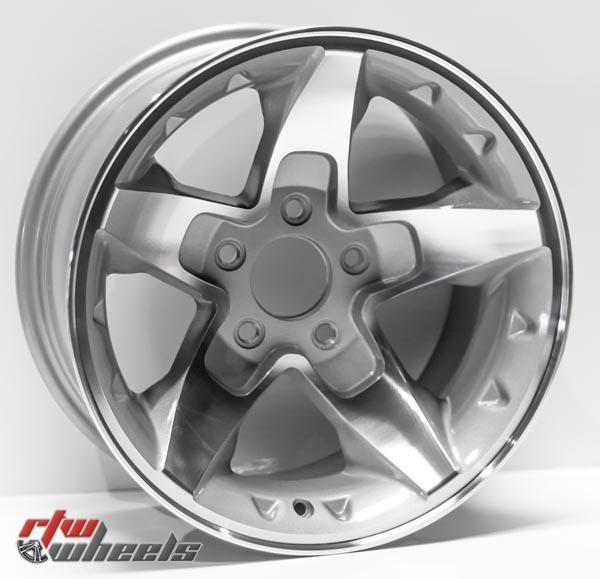 "16"" Chevy S10 oem replica wheels 2001-2005 Machined Silver rims - https://www.rtwwheels.com/store/shop/16-chevy-s10-oem-replica-wheels-for-sale-machined-silver-rims-aly05116u10n/"