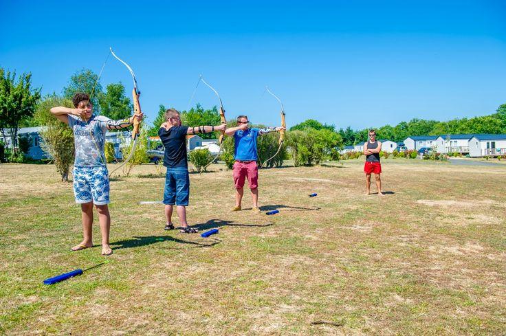 camping bretagne club enfants