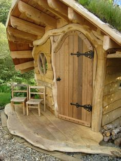 The Amazing Wee Dinky House Tree House