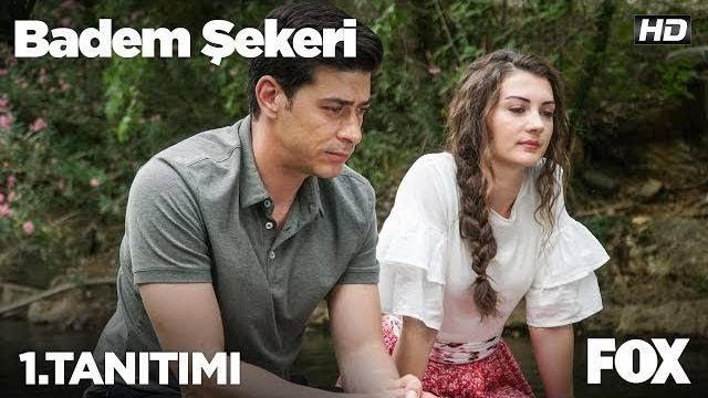 Burcu Özberk ve Alper Saldıran'ın başrollerini paylaştığı Badem Şekeri televizyonda ilk kez FOX'ta ekrana geliyor