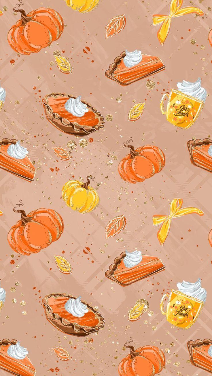 Pumpkin Pie Laken Miller Laken Miller Pie Pumpkin Fall Wallpaper Thanksgiving Wallpaper Free Thanksgiving Wallpaper