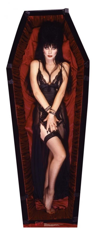 Elvira Mistress of the dark.