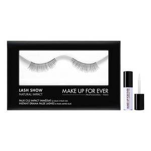 Make Up For Ever-Lash Show - Faux-cils impact immédiat et colle à…