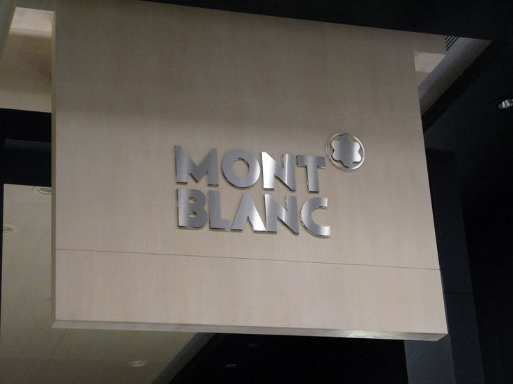 MONT BLANC at Pacific Place