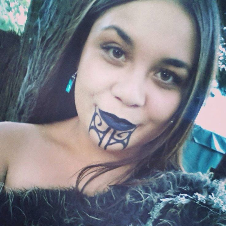Maori Babes Pussy 30