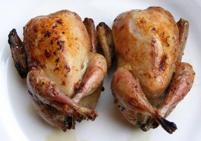Beautyfood recept: Kwartel uit de oven zijn feestelijk om te zien, relatief calorie-arm en gemakkelijk klaar te maken.