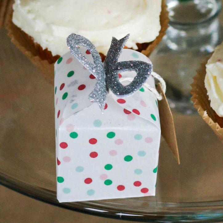 Geschenkboxen Jingle all the Way von Meri Meri