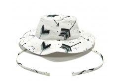 """Εικόνα του """"La Millou Safari Hat Royal Arrows Βαμβακερό Καλοκαιρινό Καπελάκι για αγόρια & κορίτσια, 1 τεμάχιο"""""""