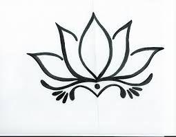 purple lotus flower tattoo designs - Google Search