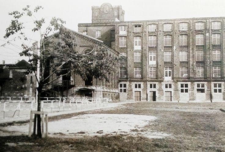 Siedziba Biblioteki w latach 1947-1959 w budynku na ul. Gdańskiej 55