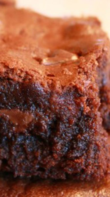 Brooke's Best Bombshell Brownies ~ These brownies are the bomb...  the fudgiest brownies