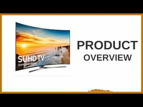 Samsung KS9800 9 Series Curved 4K SUHD TV