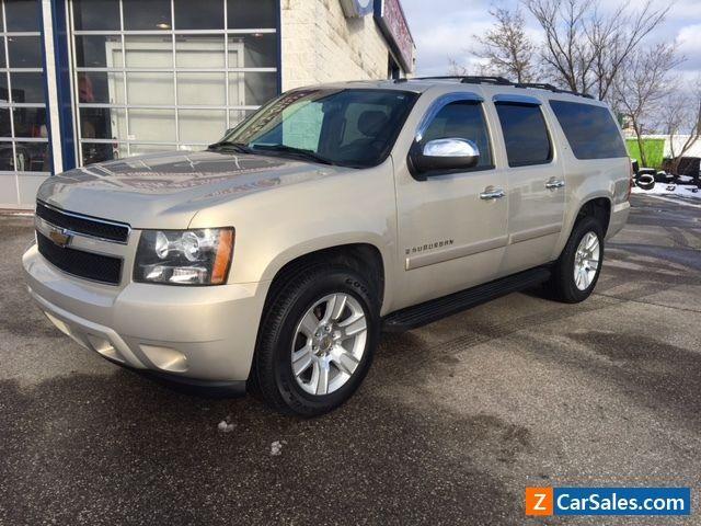 2008 Chevrolet Suburban #chevrolet #suburban #forsale #canada