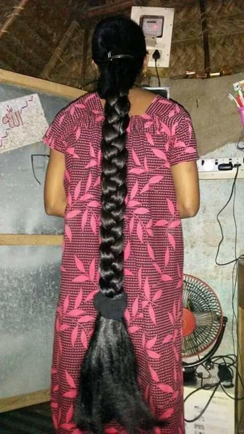 Long thick hair  Thick long hair braids  Braids for long hair Long hair styles Thick braid