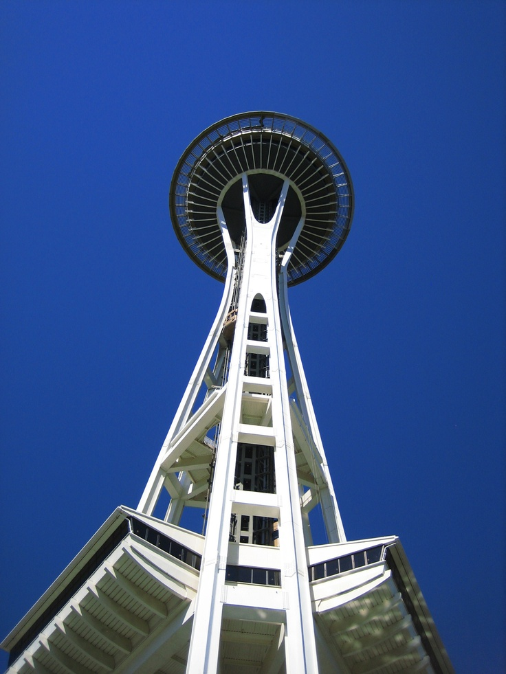 Seattle Space Needle, Celebrating 50 years. 1962- 2012
