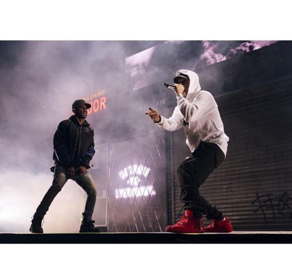 'Rap God' Eminem Too Busy With New Album To Attend Coachella 2016? - http://www.movienewsguide.com/rap-god-eminem-album-coachella/195906