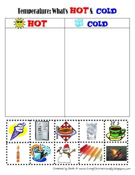 WEATHER UNIT (SCIENCE FUN FOR PRE-SCHOOL - 3RD GRADE) - TeachersPayTeachers.com