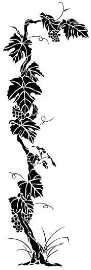 орнамент виноград - Поиск в Google