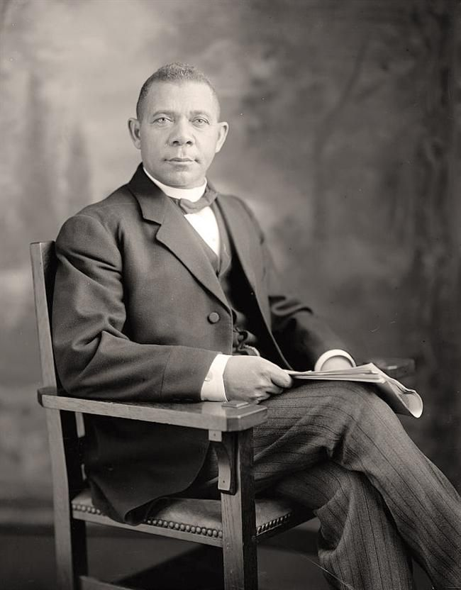 the early life and rise of booker t washington to power From rosa parks to the rise of black power booker t washington high school and the roots of black protest booker t washington.