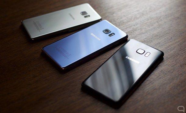 Samsung detiene la producción del Note 7 por problemas en algunos terminales