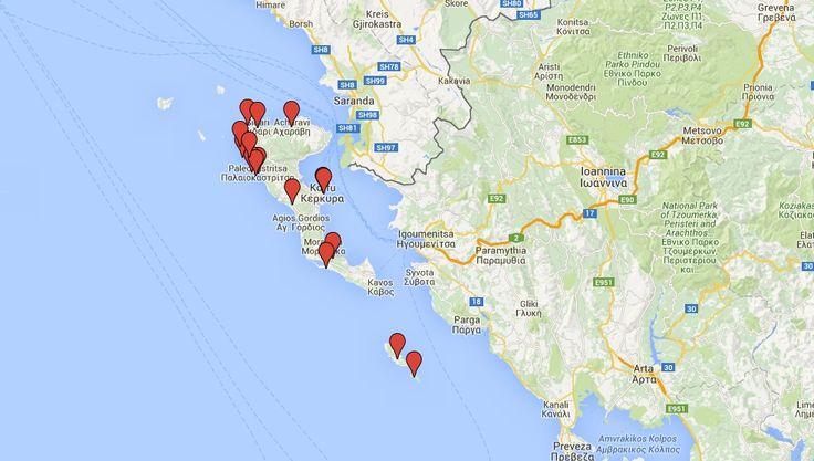Insel Korfu mit dem Leihwagen entdecken war unser Ziel dieser Reise. Was die Insel alles zu bieten hat erfährst du hier. Wer auf Korfu Urlaub macht sollte sich zumindest für ein paar Tage ein Auto leihen, um die vielen einsamen Strände, abgelegenen Bergdörfer und die Abwechslungsreichen Straßen zu erkunden. Falls du nicht unseren ganzen Beitrag …