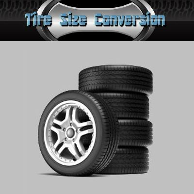 Extensive site with tire size conversions and good-to-know calculations