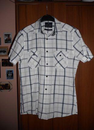 Kup mój przedmiot na #vintedpl http://www.vinted.pl/odziez-meska/koszule/10664434-koszula-z-krotkim-rekawem-od-ca