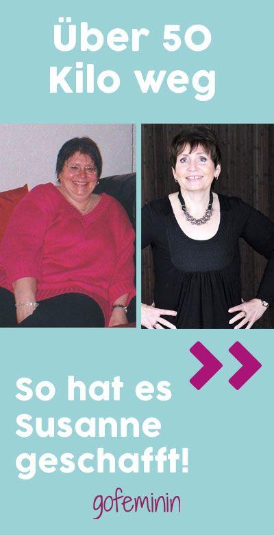 Über 50 Kilo weg! Abnehmen mit der 30-Gramm-Fett-Methode