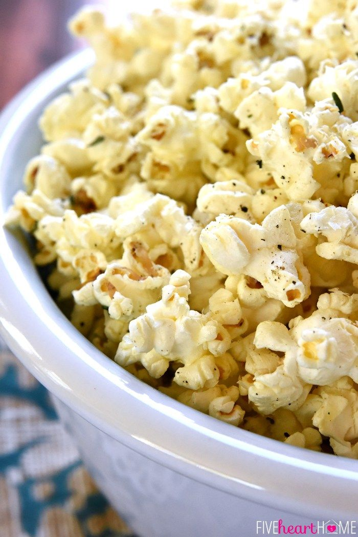 Popcorn is definitely a staple item in our home. We eat it several times a week, sometimes as an after school snack, sometimes sweeten it up for dessert, and always on movie night. My family loves …
