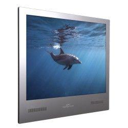 """24"""" Waterproof Bathroom Mirror TV"""