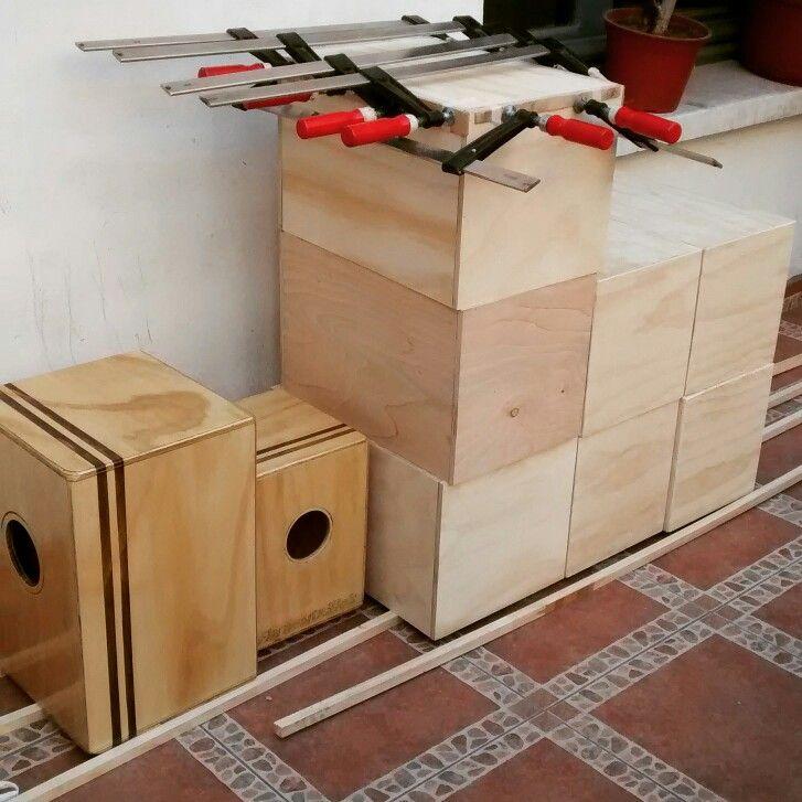 Nuestro trabajo es 100% artesanal!!   #Cajon #Madera #CajonPeruano #CajonFlamenco #Chile #Flamentr3lok