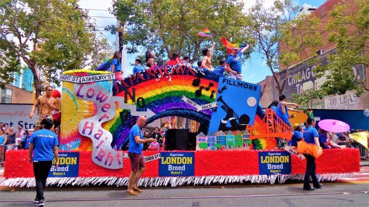 World's craziest lgbt pride parades