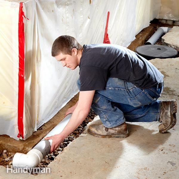 Wet Basement Basement Repair And Diy Finish Basement: Wet Basement Solutions, Basement Repair And Rising Damp