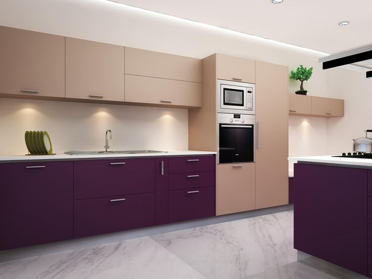 11 best godrej interio classy kitchens images on pinterest for Best colour combination for kitchen