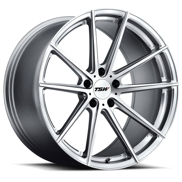Bathurst Alloy Wheels by TSW