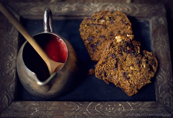 Ciasto daktylowo-kawowe Pani Loftus