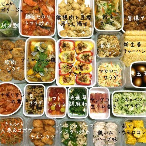冷蔵庫を整理しよう!の常備菜。 の画像|ペンと紙。ご飯と昼寝。