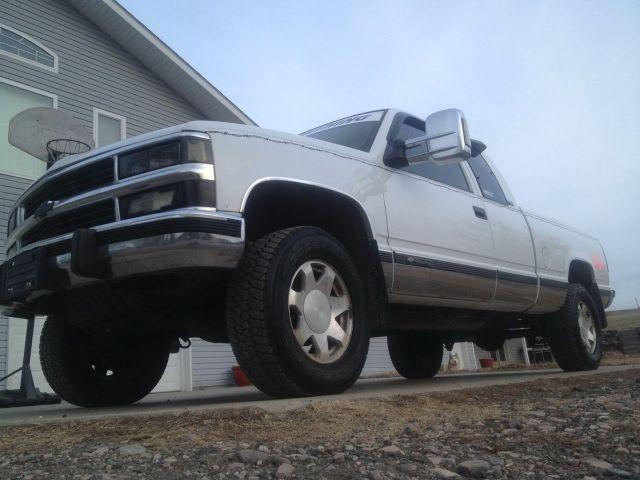 $6,900.00 - 1996 Chevy Silverado, 4x4, Excellent Condition!