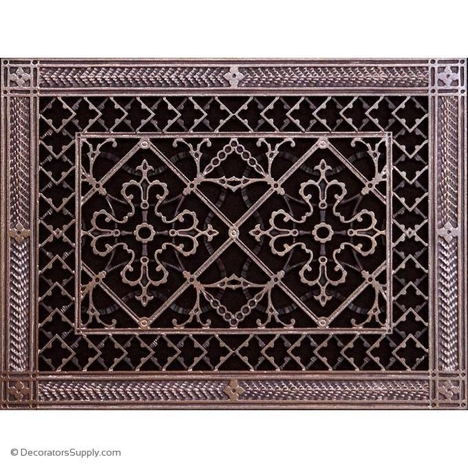 Resin Artes Crafts Grille 10x14 Duct 12 X 16 Frame Bai Hvac Grille Vent Cover Decorators Supply Art And Craft Design Vent Covers Sand Crafts