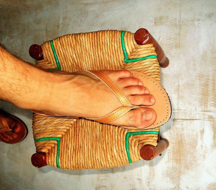 20% OFF! PLATON Sandals, Men's Thong Greek Leather Sandals, Original Sandals, Ancient Greek Footwear, Summer Fashion for men, Unisex Sandals by ENOTIA on Etsy