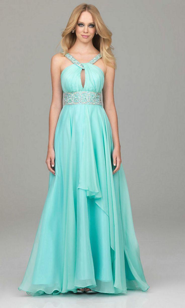 344 best Evening Dresses images on Pinterest | Evening dresses ...