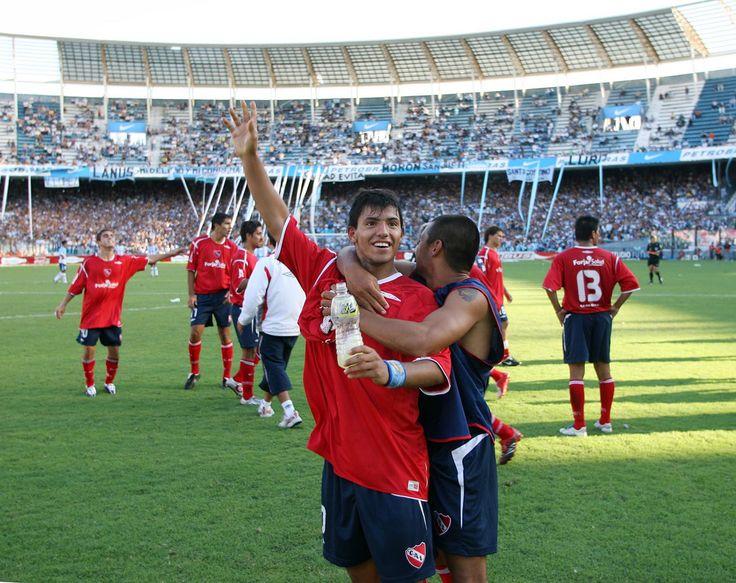 Sergio Aguero - Independiente